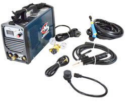 LTS160-DC Lift Arc TIG and stick welder comes ready to weld
