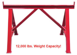 "36"" High 60"" Wide - 12,000 lb. Capacity"