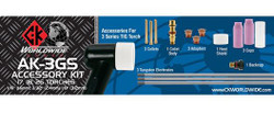 AK-3GS Gas Saver Accessory Kit 3 Series for 17 18 26 Torches
