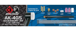 AK-4GS Gas Saver Accessory Kit 2 Series for WP9 20 22 25 Torches