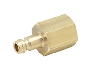 QDGAP 9 mm Spud Connector for Gas