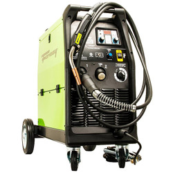 Forney 11334 Mig Welder 242 with 334 Spool Gun FREE SHIPPING