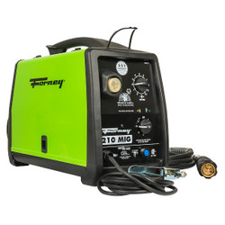 Forney 11342 Mig Welder 210 with Spool Gun FREE Shipping
