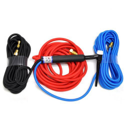 CK18-25-RSF Tig Torch 400A 25' R SuperFlex Power Cable