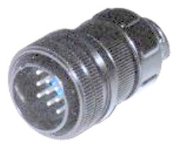 Miller 136961 14 Pin Plug MALE Plug and Clamp