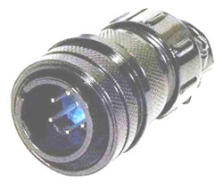 S12020-27 Style 6 Pin Male Plug for Lincoln Welders