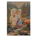 Nature`s Guardian Angel Tapestry