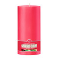 Dragon Fruit Smooth Pillar Candle
