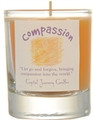 Compassion soy votive candle