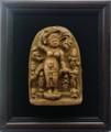 framed buddha