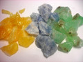 Blue Calcite Mexico 15-25 mm