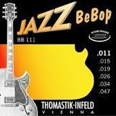 Thomastik-Infeld BB111 Jazz BeBop round wound