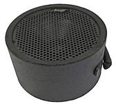 Acoustic Image UpShot S4plus Speaker Cabinet on floor SOUNDISLANDMUSIC.COM