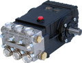 HP4040 Solid Shaft Pressure Washer Pump with Side Sight Glass
