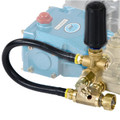 Pressure Pro Unloader Plumbing Kit (5DX, 6DX, & 66DX Pumps)