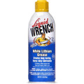 LIQUID WRENCH WHITE LITHIUM, 11oz Can. (Case of 12)