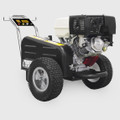BE Pressure Washer - Gas, GX390, 3500PSI, 4GPM, 390C HONDA CAT 088 COOL DR Frame