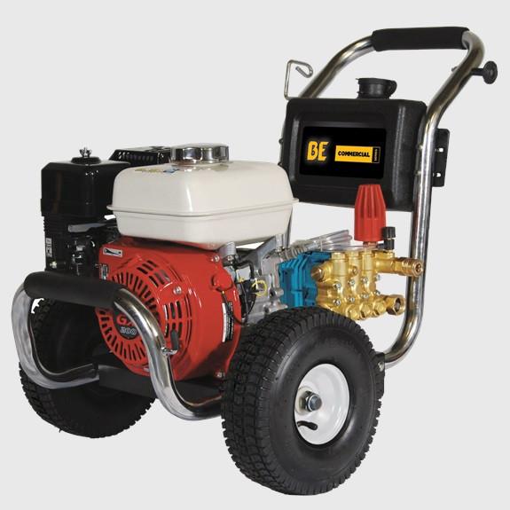 BE PE-2565HWSCAT 6 5HP 2500psi Pressure Washer - Honda GX200 Engine