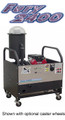 Steel Eagle Fury 2400, 38 HP Kohler Command Pro, Gasoline Powered Vacuum System w/4000W Generator