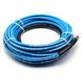 A+ Tuff-Flex 1-Wire Hose, 100 ft. 3/8'', 4000 PSI, Blue
