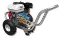 E2533HCI Pressure Washer Honda GX200 Powered 2.5 GPM @ 3300 Cat 4PPX25GSI Pump