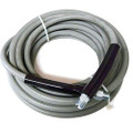 Quick Connect - SS, 6000 PSI - 3/8'' R2 - 50' (Grey)
