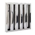 Kleen-Gard 20 x 25 High Efficiency Air Filter W/ J-Hooks and Bale Handles