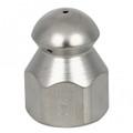 "121395195 -  ST-49, 1/4"" NPT, #8.0 Sewer Nozzle  (1F-3B)"