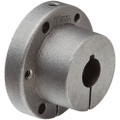 JA-3/4, Quick Disconnect Bushing- JA Bushing, 0.7500 in Bore, Finished w/ Keyway, Material: Cast Iron