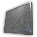 "14"" x 16.5"" x .88"" Exact Size Aluminum Mesh Filter  (Q-11760-1)"