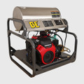 BE Pressure Washer - Hot Water, Diesel, GX630 HONDA, 688cc, 3500PSI, 5GPM, GENERAL, 12V B