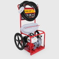 "BE High Pressure Pump - 2"" 200CC, HONDA Fire Cart w/ Hoses & Fittings"