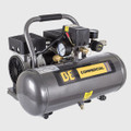 BE - 2 Gallon Oil-Free Compressor, 3/4hp, 120v/60hz, 125psi