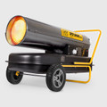 BE -  HEATER, KEROSENE 217,000 BTU, 120V Forced Air, w/ wheels