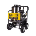 BE Pressure Washer - Hot Water, 4,000PSI, 4GPM, Yellow, General, EZ4040G, GX390, E.Start