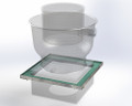 CASE OF (2) - DRIPLOC DRIP EDGE 360 GREASE CONTAINMENT SYSTEM MODEL #1832 ***FREE SHIPPING***