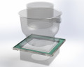 CASE OF (2) - DRIPLOC DRIP EDGE 360 GREASE CONTAINMENT SYSTEM MODEL #3250 ***FREE SHIPPING***