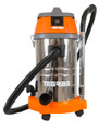 Tevac - Industrial Liquid and Dust Vacuum