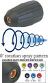 ST-456 3.5 ROTARY NOZZLE 5000 PSI (Violet)