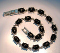 Black Star Diopside Bracelet 001