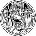 Celtic Bird Crane