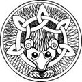 Celtic Animal Hedgehog