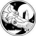 Celtic Bird Owl