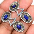 Sapphire Earrings 001