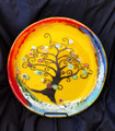 Family Tree Platter Multi-Color 001