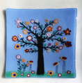 Family Tree Dish Blue 001