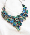 Abalone Shell Necklace 001