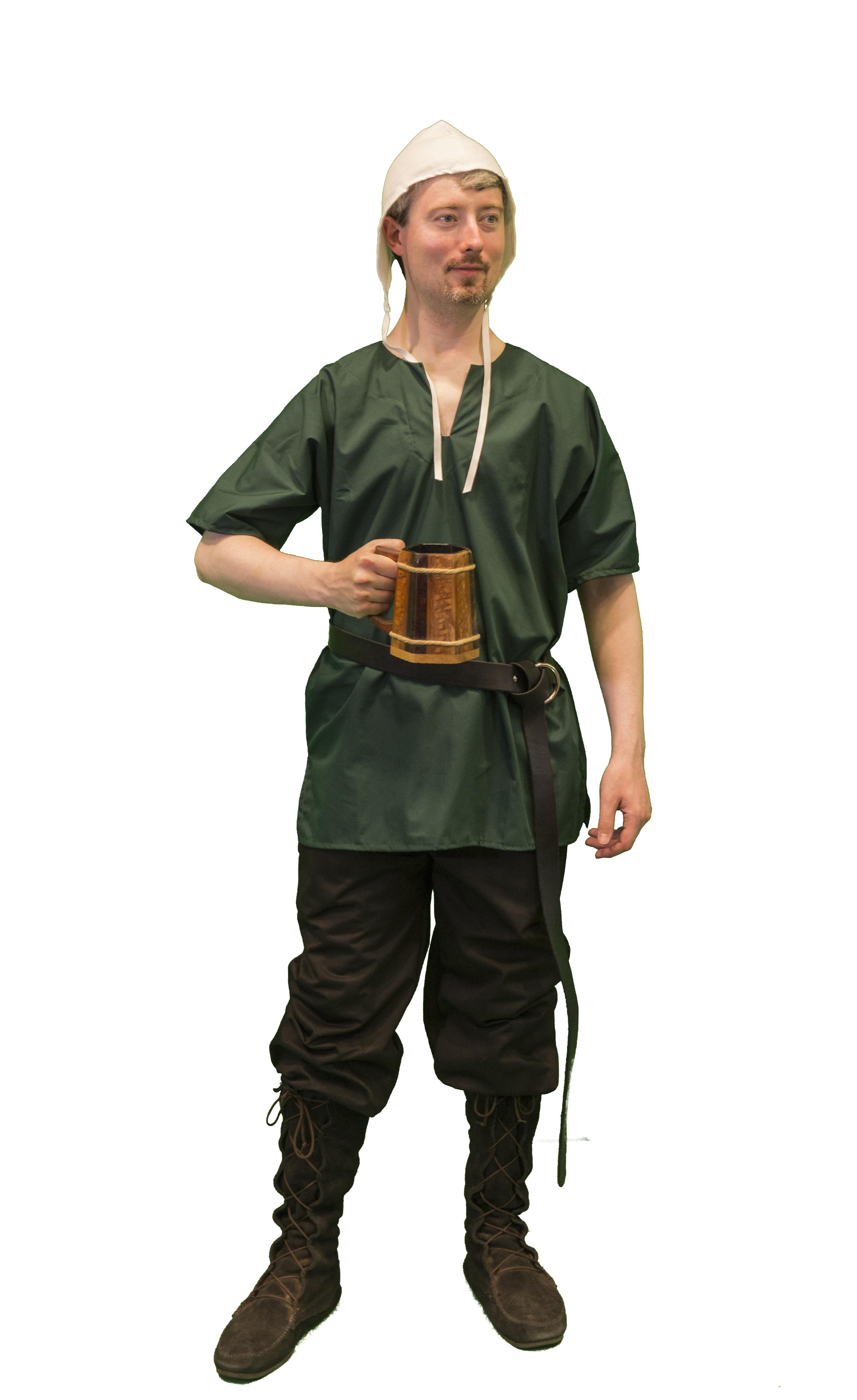 Peasant Tunic