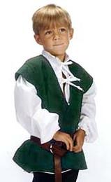 Child's Commoner's Vest