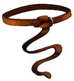 Children's Super-long Belt